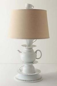 Tea Time Lamp